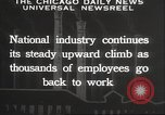 Image of American workers United States USA, 1932, second 11 stock footage video 65675063637