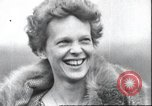 Image of Amelia Earhart  United Kingdom, 1928, second 12 stock footage video 65675063647