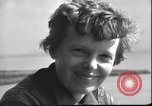 Image of Amelia Earhart Putnam San Francisco California USA, 1937, second 6 stock footage video 65675063662