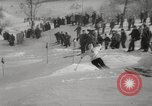 Image of Pre-Olympic skiing Austria, 1960, second 7 stock footage video 65675063691