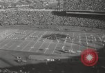 Image of Football match Baltimore Maryland USA, 1960, second 5 stock footage video 65675063696