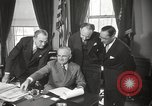 Image of President Harry Truman Washington DC USA, 1946, second 11 stock footage video 65675063704