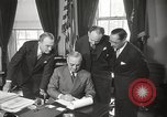 Image of President Harry Truman Washington DC USA, 1946, second 13 stock footage video 65675063704