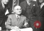 Image of President Harry Truman Washington DC USA, 1946, second 27 stock footage video 65675063704