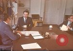 Image of President Richard Nixon Washington DC USA, 1971, second 1 stock footage video 65675063708