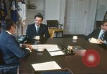 Image of President Richard Nixon Washington DC USA, 1971, second 2 stock footage video 65675063708