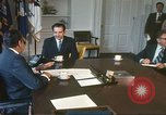 Image of President Richard Nixon Washington DC USA, 1971, second 4 stock footage video 65675063708