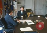 Image of President Richard Nixon Washington DC USA, 1971, second 5 stock footage video 65675063708