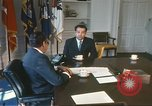 Image of President Richard Nixon Washington DC USA, 1971, second 7 stock footage video 65675063708