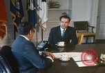 Image of President Richard Nixon Washington DC USA, 1971, second 10 stock footage video 65675063708