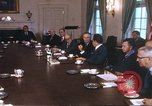 Image of Richard Nixon Washington DC USA, 1971, second 2 stock footage video 65675063710