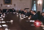 Image of Richard Nixon Washington DC USA, 1971, second 6 stock footage video 65675063710