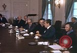 Image of Richard Nixon Washington DC USA, 1971, second 9 stock footage video 65675063710