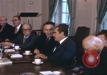 Image of Richard Nixon Washington DC USA, 1971, second 11 stock footage video 65675063710