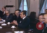 Image of Richard Nixon Washington DC USA, 1971, second 12 stock footage video 65675063710