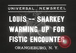 Image of Jack Sharkey Orangeburg New York USA, 1936, second 3 stock footage video 65675063711