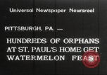 Image of United States orphans Pittsburgh Pennsylvania USA, 1934, second 1 stock footage video 65675063726