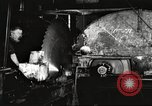 Image of Disston cast steel saw blade factory Philadelphia Pennsylvania USA, 1920, second 3 stock footage video 65675063731