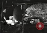 Image of Disston cast steel saw blade factory Philadelphia Pennsylvania USA, 1920, second 4 stock footage video 65675063731