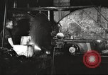 Image of Disston cast steel saw blade factory Philadelphia Pennsylvania USA, 1920, second 6 stock footage video 65675063731