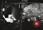 Image of Disston cast steel saw blade factory Philadelphia Pennsylvania USA, 1920, second 8 stock footage video 65675063731