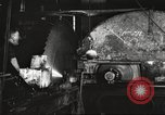 Image of Disston cast steel saw blade factory Philadelphia Pennsylvania USA, 1920, second 9 stock footage video 65675063731