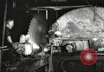 Image of Disston cast steel saw blade factory Philadelphia Pennsylvania USA, 1920, second 10 stock footage video 65675063731