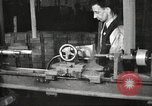 Image of Manufacture of Browning Automatic Rifles in the U.S.A. New Haven Connecticut. United States USA, 1918, second 2 stock footage video 65675063743