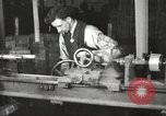 Image of Manufacture of Browning Automatic Rifles in the U.S.A. New Haven Connecticut. United States USA, 1918, second 4 stock footage video 65675063743