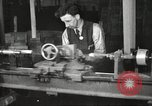 Image of Manufacture of Browning Automatic Rifles in the U.S.A. New Haven Connecticut. United States USA, 1918, second 5 stock footage video 65675063743