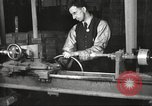 Image of Manufacture of Browning Automatic Rifles in the U.S.A. New Haven Connecticut. United States USA, 1918, second 8 stock footage video 65675063743