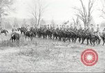 Image of United States Cavalry Nebraska United States USA, 1914, second 12 stock footage video 65675063751