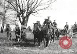 Image of United States Army artillery Nebraska United States USA, 1914, second 4 stock footage video 65675063752