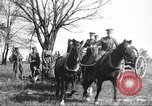 Image of United States Army artillery Nebraska United States USA, 1914, second 5 stock footage video 65675063752