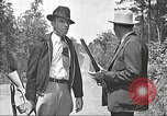 Image of Clyde Barrow and Bonnie Parker Bienville Parish Louisiana USA, 1934, second 3 stock footage video 65675063768