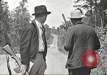 Image of Clyde Barrow and Bonnie Parker Bienville Parish Louisiana USA, 1934, second 7 stock footage video 65675063768