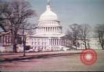 Image of Federal Bureau of Investigation Headquarters Washington DC USA, 1977, second 10 stock footage video 65675063772