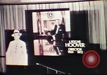 Image of John Edgar Hoover building Washington DC USA, 1977, second 3 stock footage video 65675063774