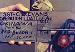 Image of United States Marines Okinawa Red Beach, 1945, second 4 stock footage video 65675063802
