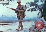 Image of 6th Marine Division Naha Okinawa Ryukyu Islands, 1945, second 9 stock footage video 65675063819