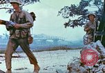 Image of 6th Marine Division Naha Okinawa Ryukyu Islands, 1945, second 10 stock footage video 65675063819