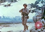 Image of 6th Marine Division Naha Okinawa Ryukyu Islands, 1945, second 12 stock footage video 65675063819