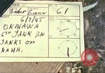 Image of 6th Tank Battalion Okinawa Ryukyu Islands, 1945, second 10 stock footage video 65675063824