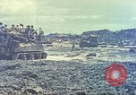 Image of 6th Tank Battalion Okinawa Ryukyu Islands, 1945, second 11 stock footage video 65675063824