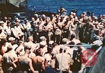 Image of USS Gunston Hall Pacific Ocean, 1944, second 11 stock footage video 65675063839