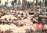 Image of 1st Tank Battalion Peleliu Palau Islands, 1944, second 6 stock footage video 65675063841