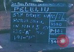 Image of U.S. Army 710th Tank Battalion Peleliu Palau Islands, 1944, second 7 stock footage video 65675063842