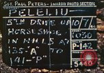 Image of 1st Tank Battalion Peleliu Palau Islands, 1944, second 7 stock footage video 65675063843