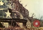 Image of 1st Tank Battalion Peleliu Palau Islands, 1944, second 12 stock footage video 65675063843