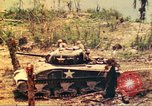 Image of 1st Tank Battalion Peleliu Palau Islands, 1944, second 4 stock footage video 65675063844